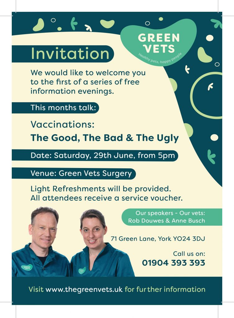Green Vets York June 19 event